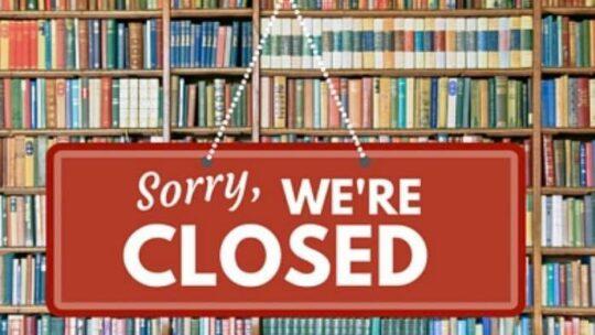 Fermeture de la bibliothèque pendant les fêtes